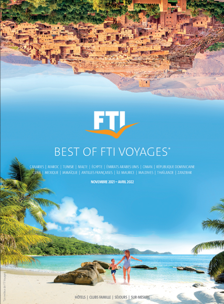 Catalogue Best of FTI VOYAGES 2021 2022