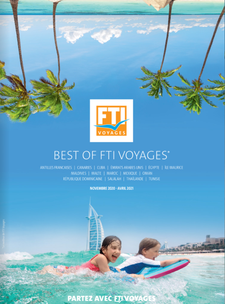 Catalogue Best of FTI VOYAGES 2020 2021
