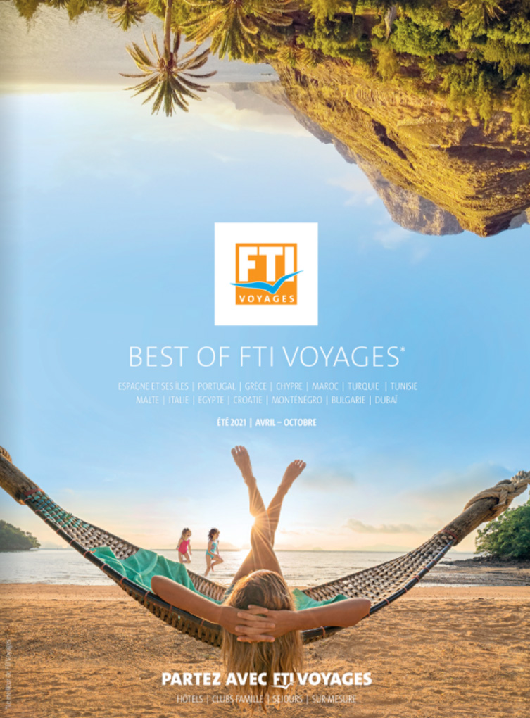Catalogue Best of FTI VOYAGES 2021