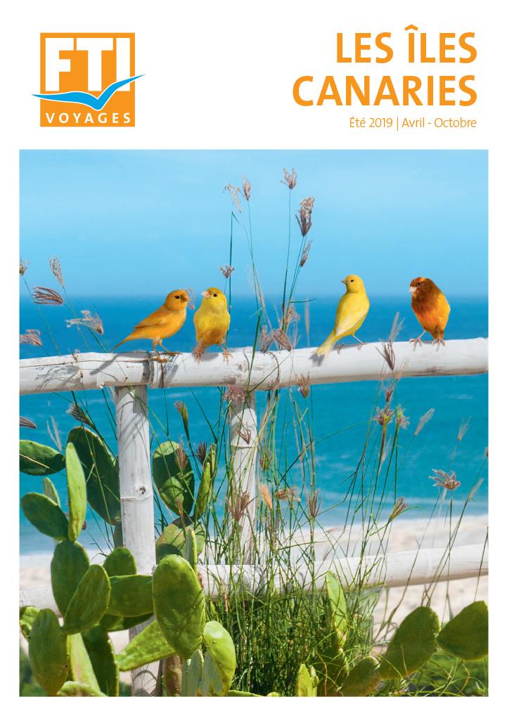 Brochure FTI Canaries Eté 2019