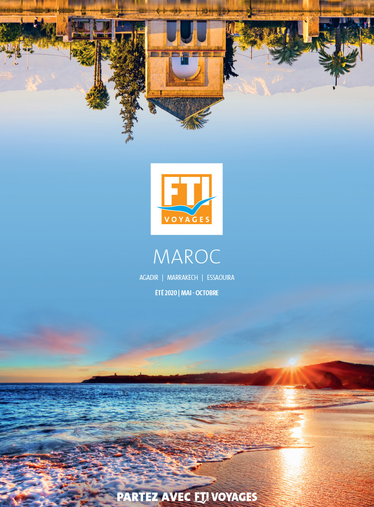 Catalogue annuel FTI VOYAGES Maroc
