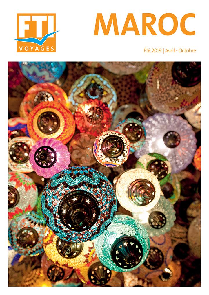 Brochure FTI Maroc Eté 2019