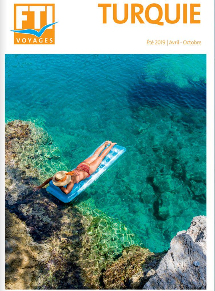 Brochure FTI VOYAGES Turquie