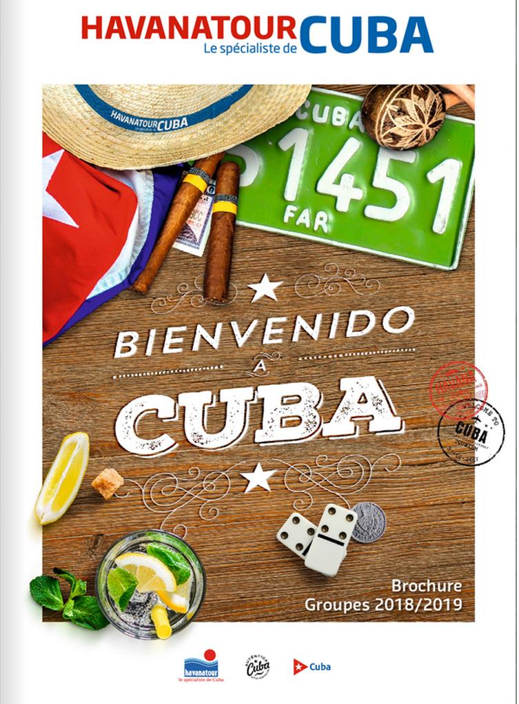 Brochure Groupes Havanatour