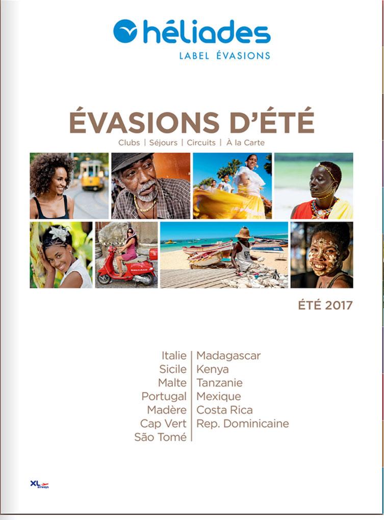 Héliades Evasions Eté 2017