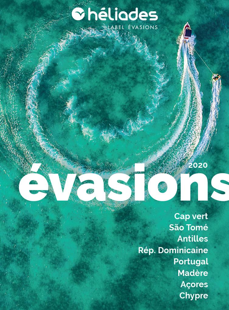 Brochure HELIADES Evasions