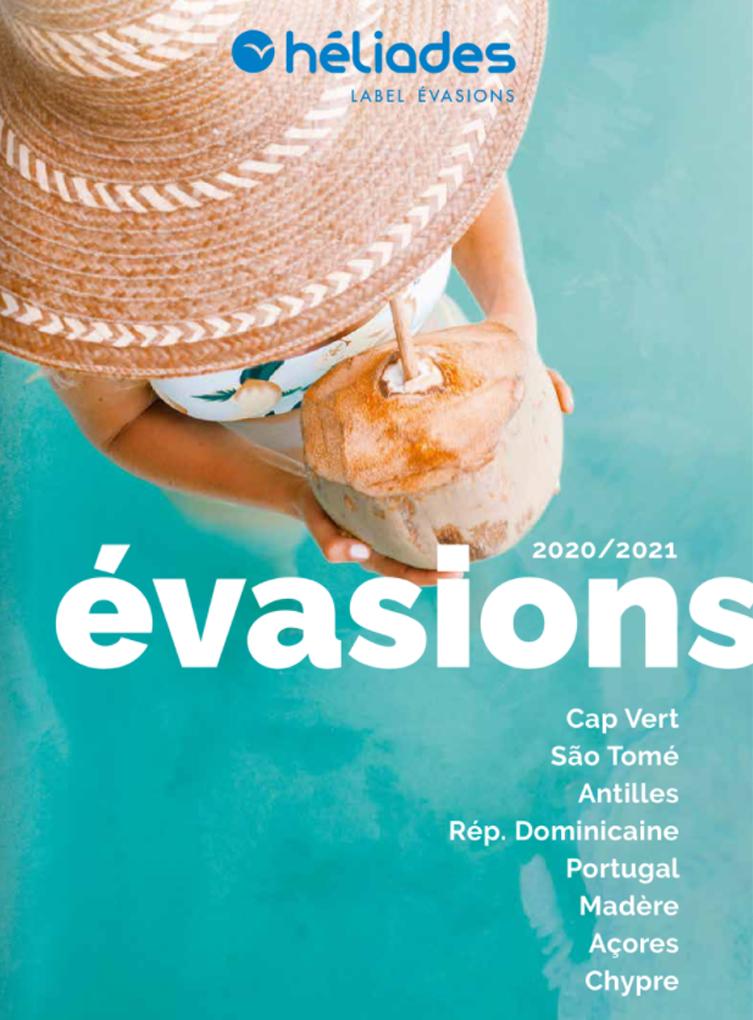 Brochure Evasions d'Héliades