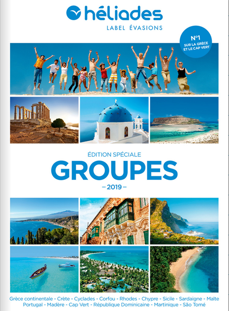 HELIADES - Edition spéciale - Groupes 2019