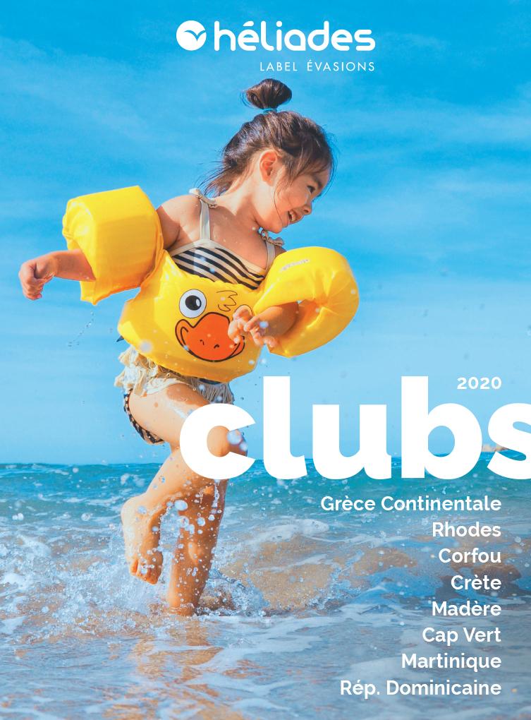 Brochure clubs Héliades 2020