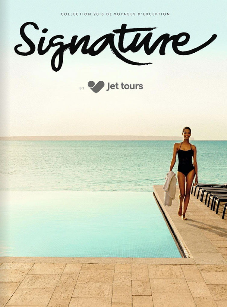 Jet tours brochure SIGNATURE