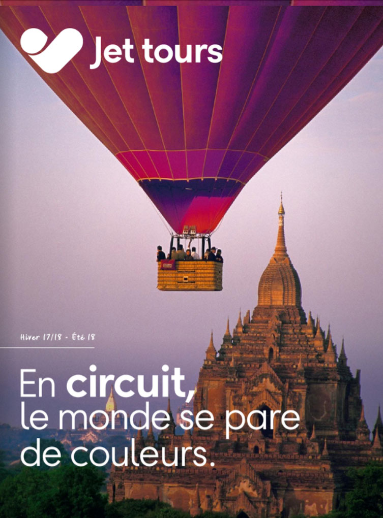 Jet tours brochure Circuits
