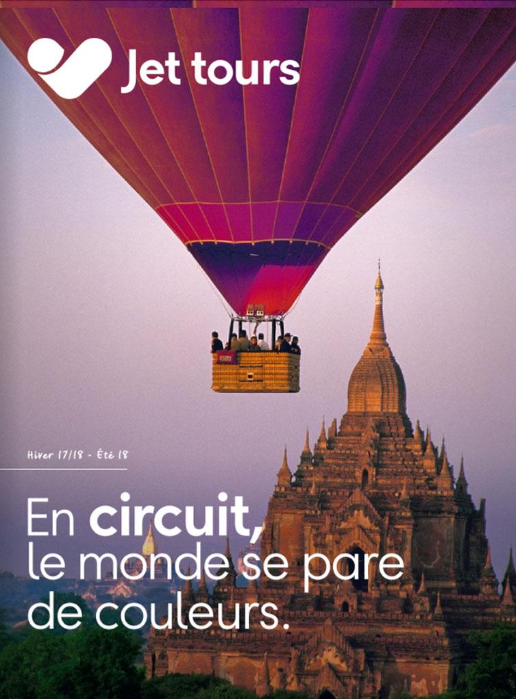 Jet tours Circuits Hiver