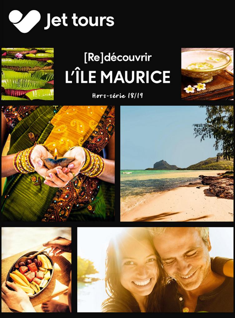 Catalogue Jet tours L'Ile Maurice Hiver 2018/2019