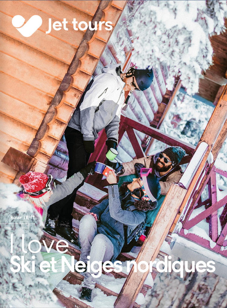 Jet tours Brochure Ski et neiges nordiques
