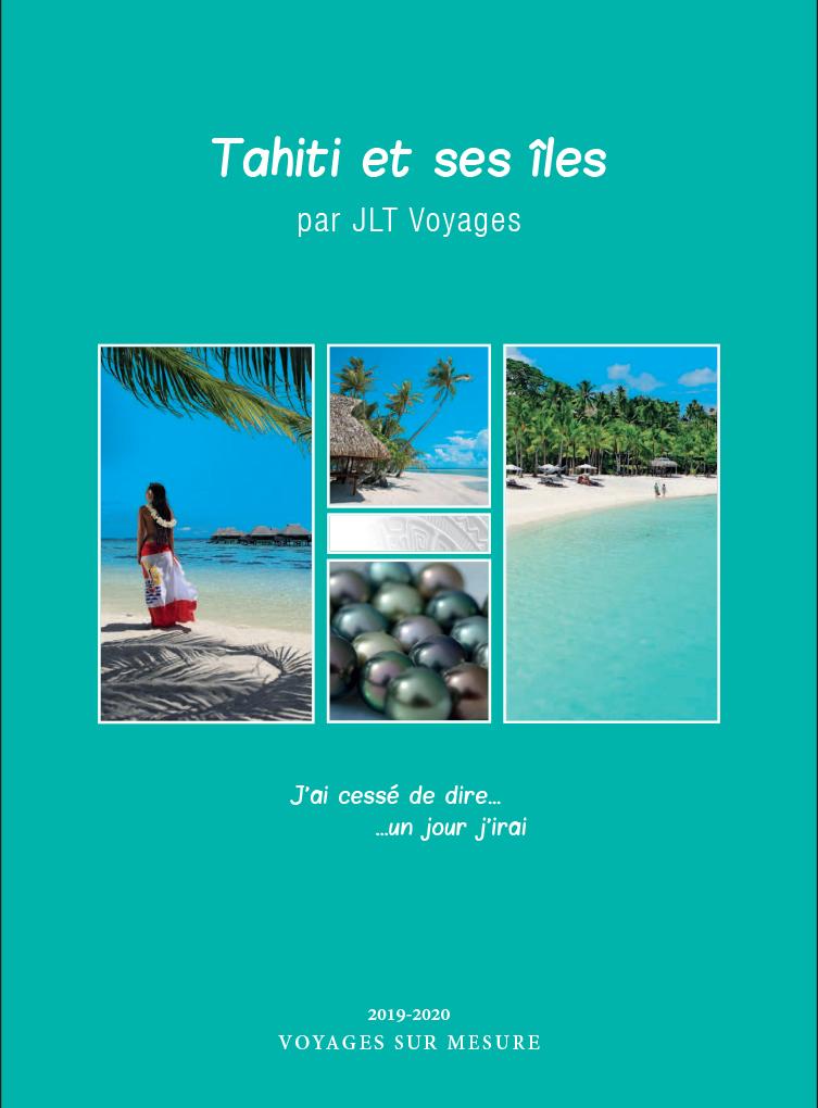 Brochure JLT Voyages