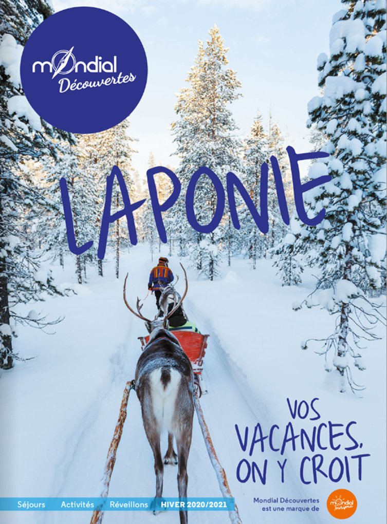 Brochure Laponie MONDIAL DECOUVERTES