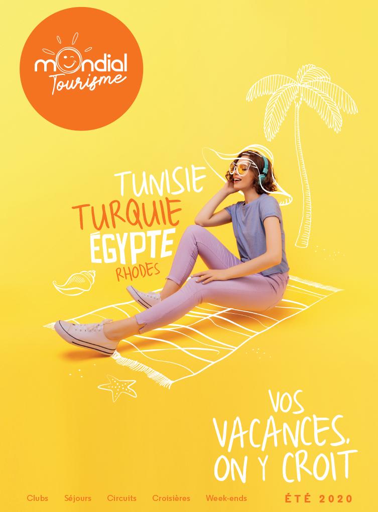 Brochure MONDIAL TOURISME