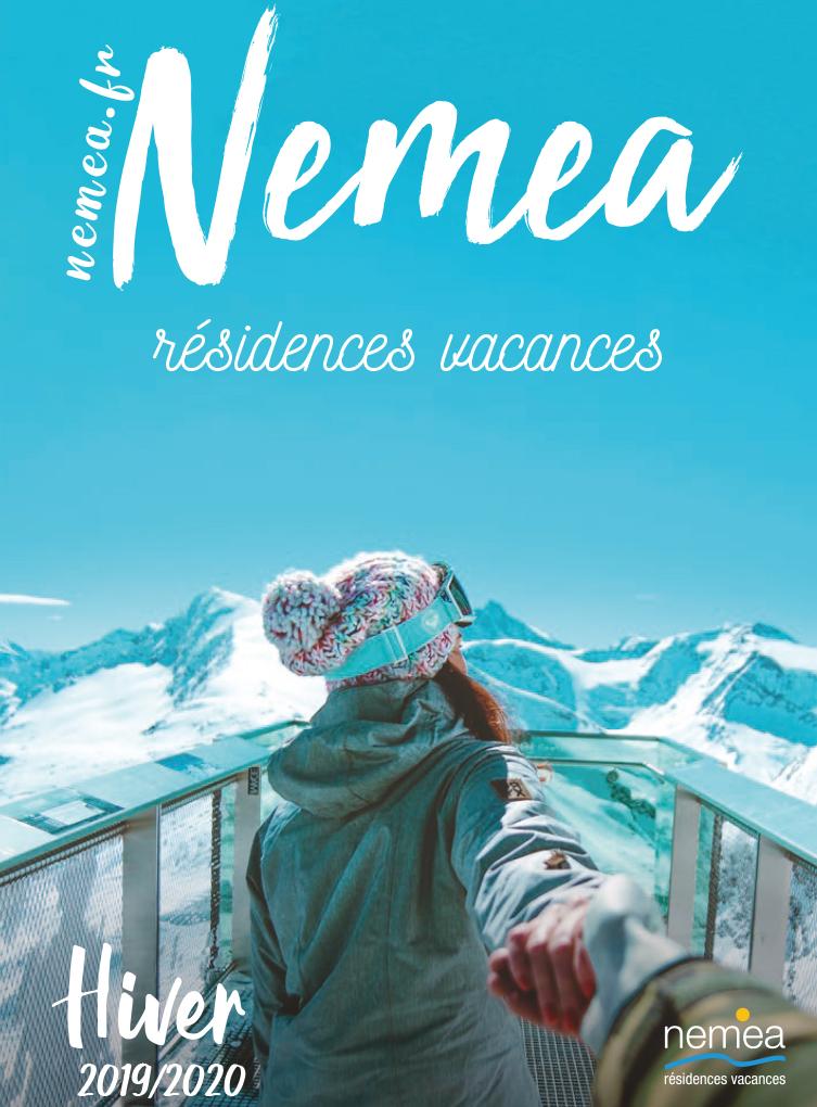 Brochure Nemea résidences vacances