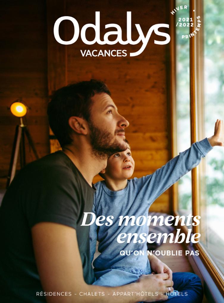 catalogue Odalys Vacances Hiver Printemps