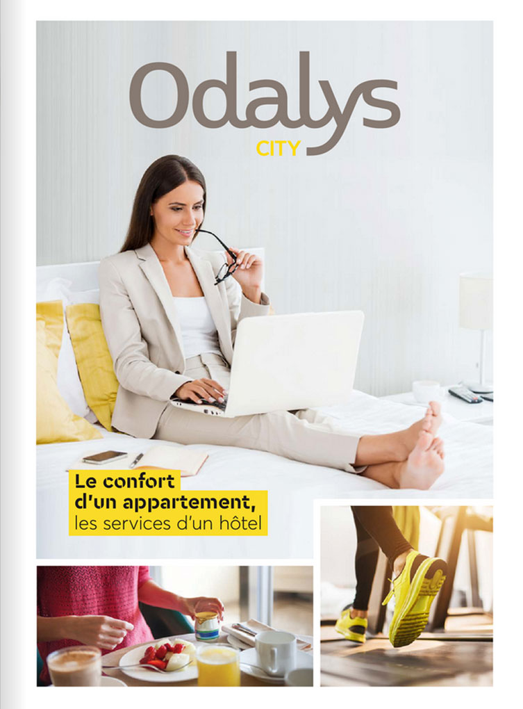 catalogue Odalys City