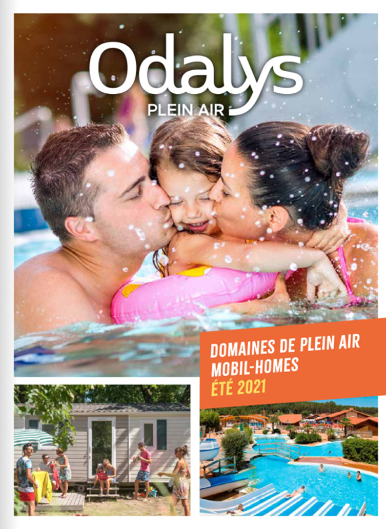 Brochure Odalys Pein Air