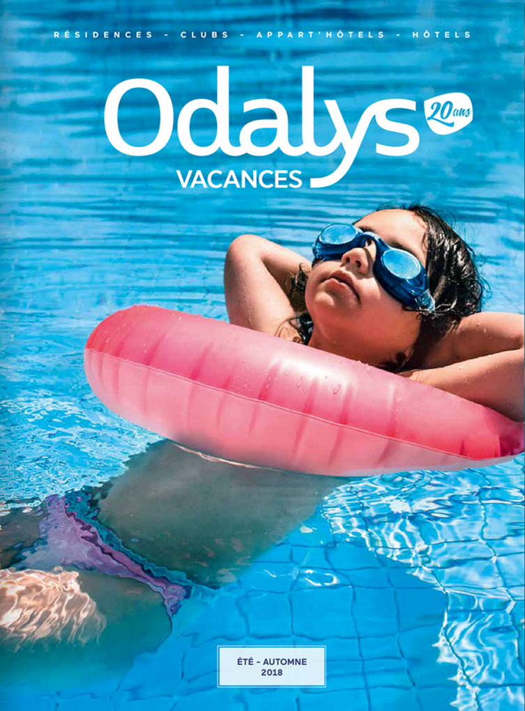 Brochure Odalys Vacances