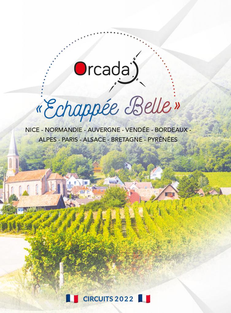Echappée Belle, circuits en France en camping-cars ORCADA YOYAGES