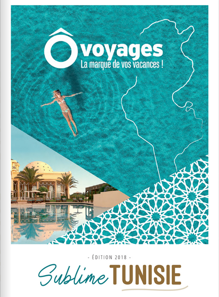 Brochure OVoyages Sublime Tunisie