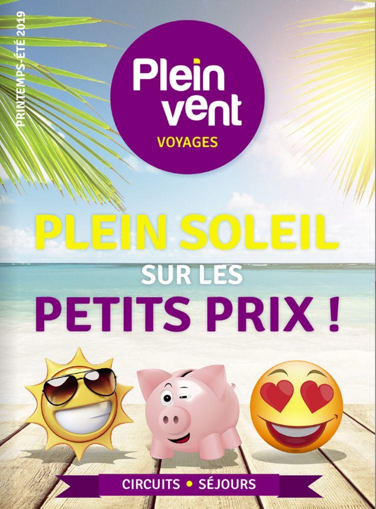 Brochure Plein Vent Voyages Eté