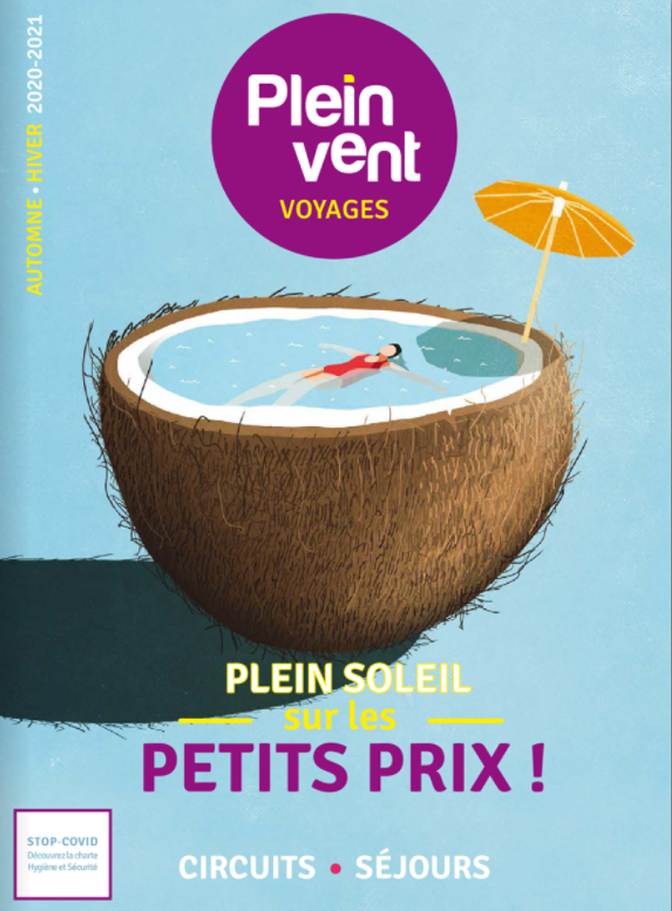 Catalogue Plein Vent Voyages