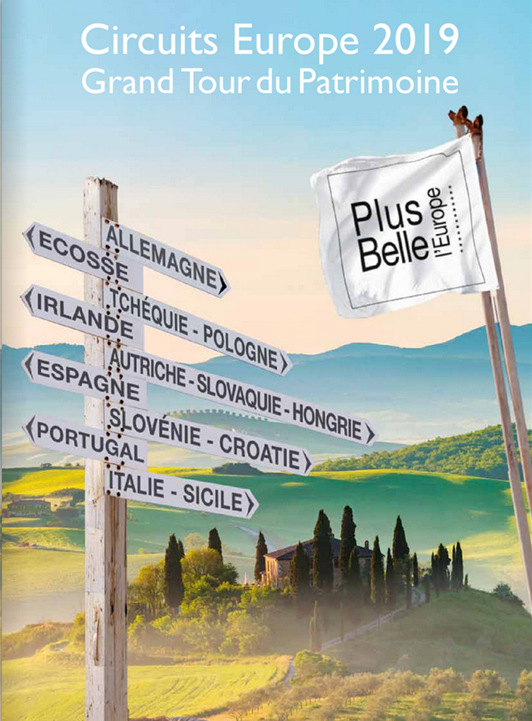 Plus Belle l'Europe Brochure 2019