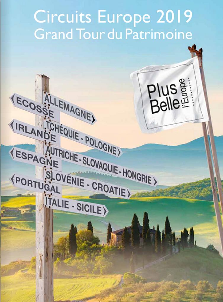 Catalogue PLUS BELLE L'EUROPE