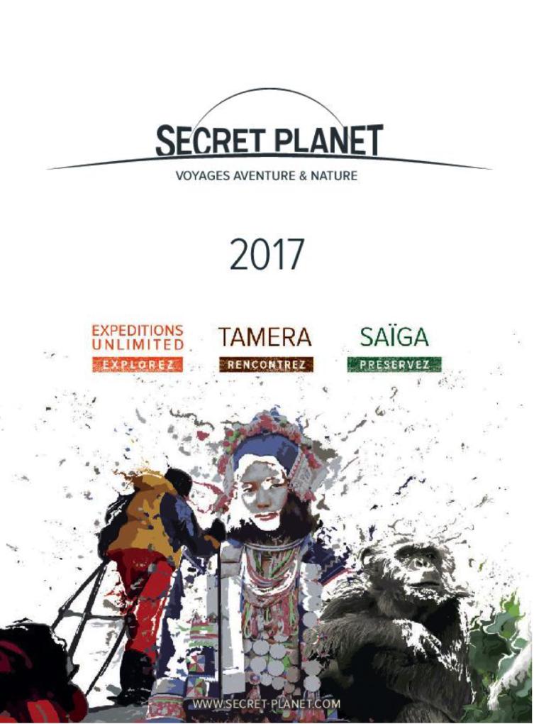 Secret Planet