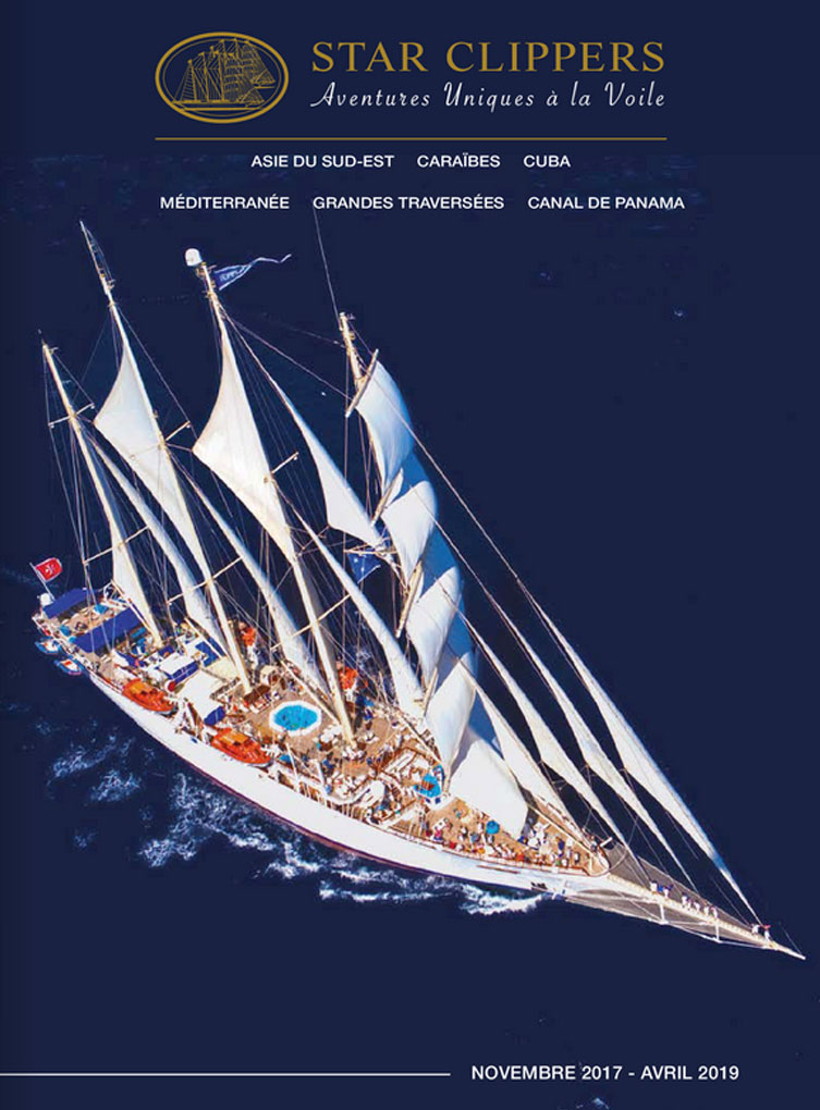 brochure Star Clippers