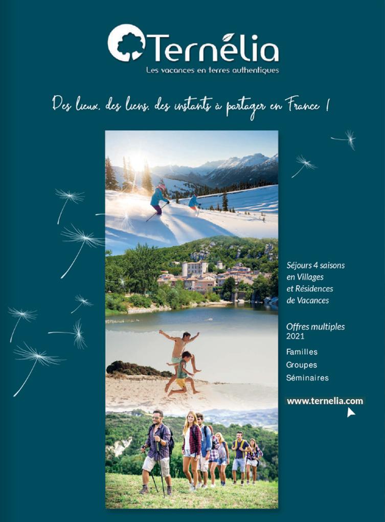Brochure Ternélia - Eté