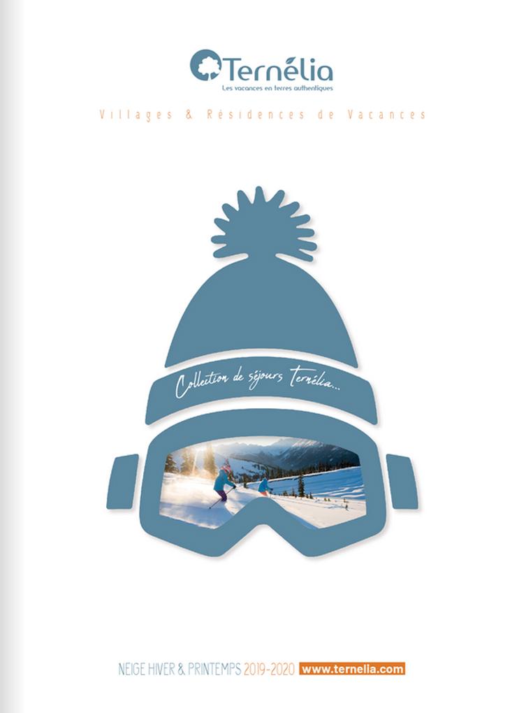 Catalogue Ternélia hiver