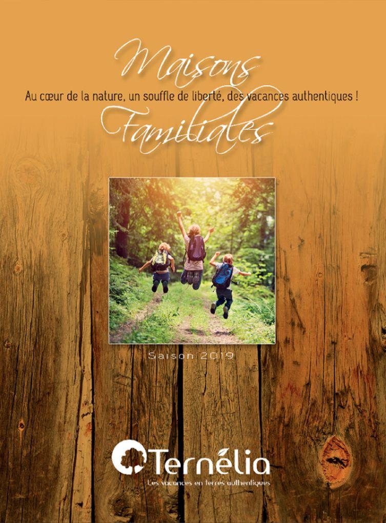 Brochure Ternélia - Maisons familiales
