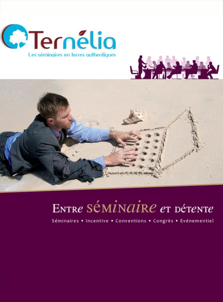 Brochure Ternélia - Séminaire