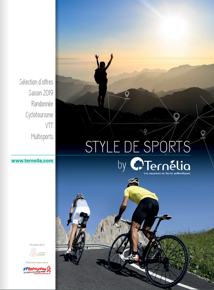 Brochure Ternélia - Sports