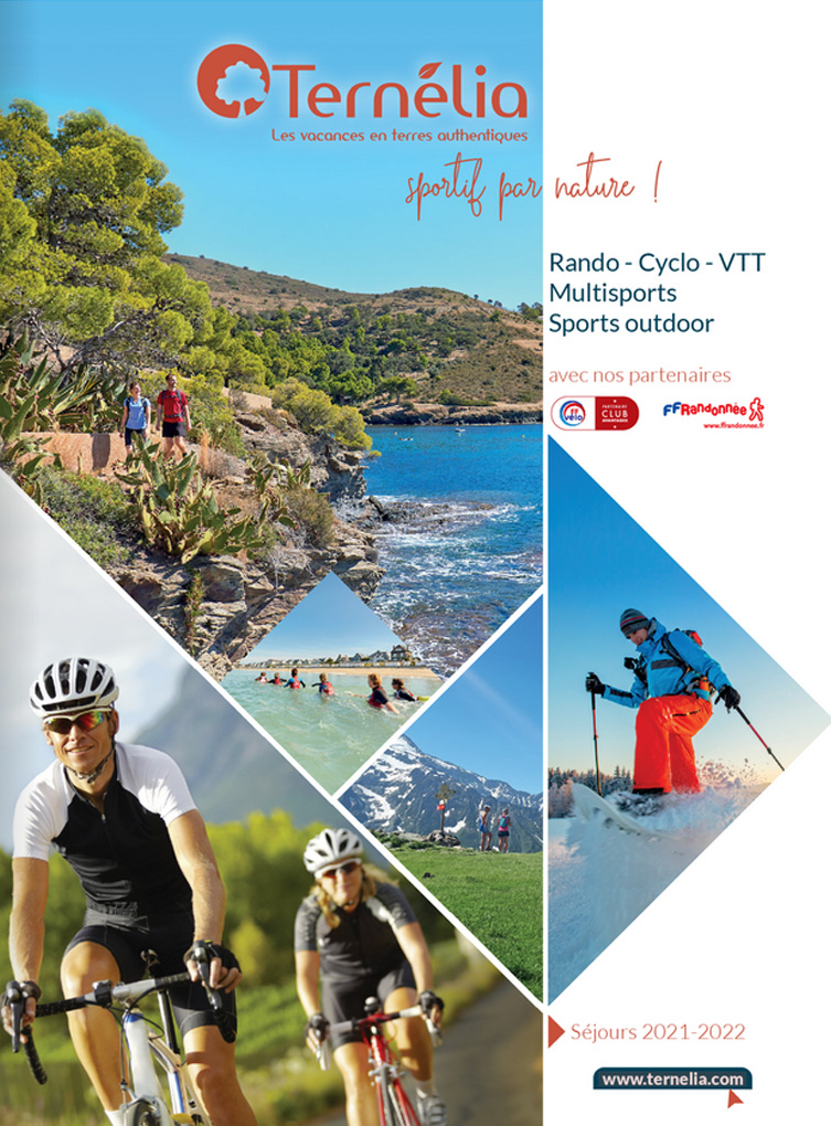 Brochure Ternélia Séjours Sports