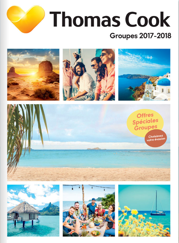 Thomas Cook Catalogue Groupes
