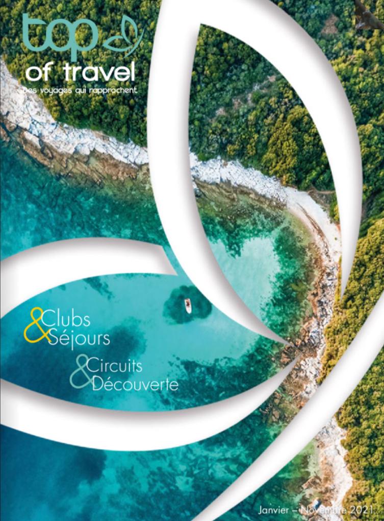 Brochure TOP OF TRAVEL