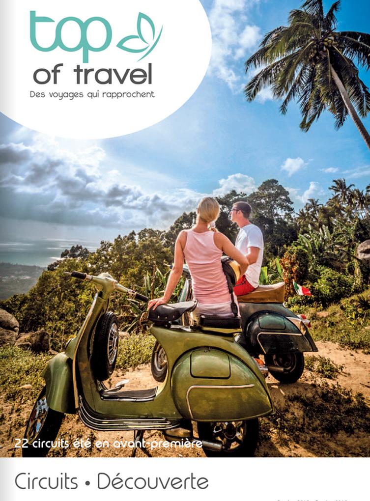 Brochures Top of travel
