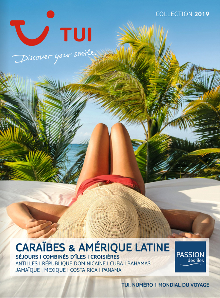 catalogue TUI Caraïbes & Amérique latine