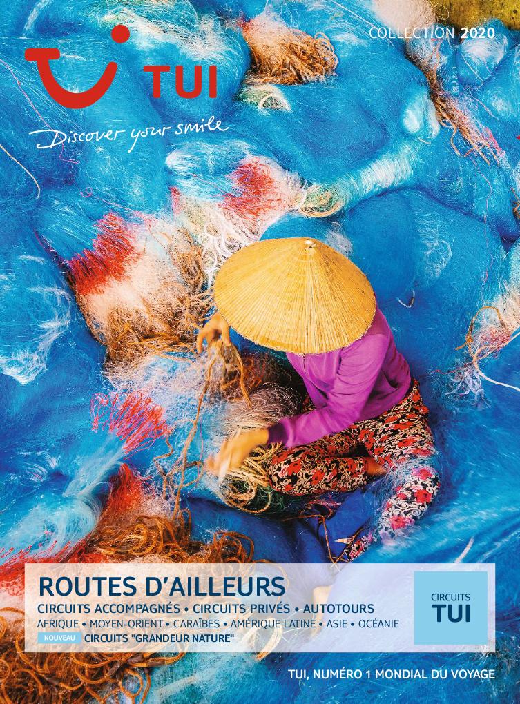 catalogue Circuits TUI Routes d'Ailleurs