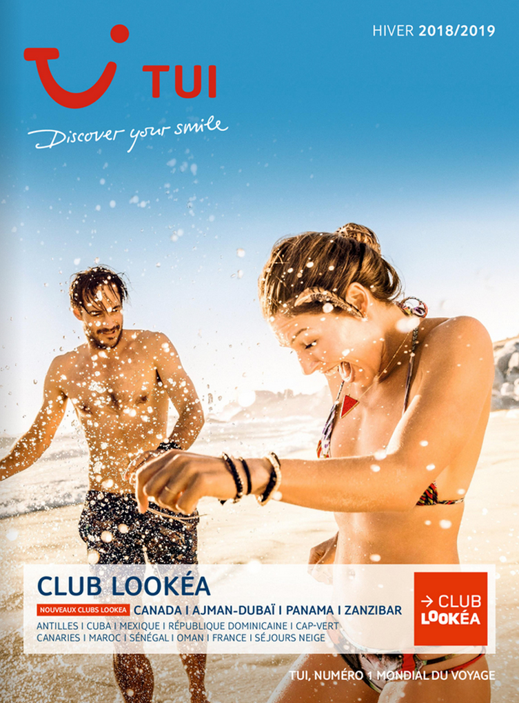 Brochure TUI Club Lookéa