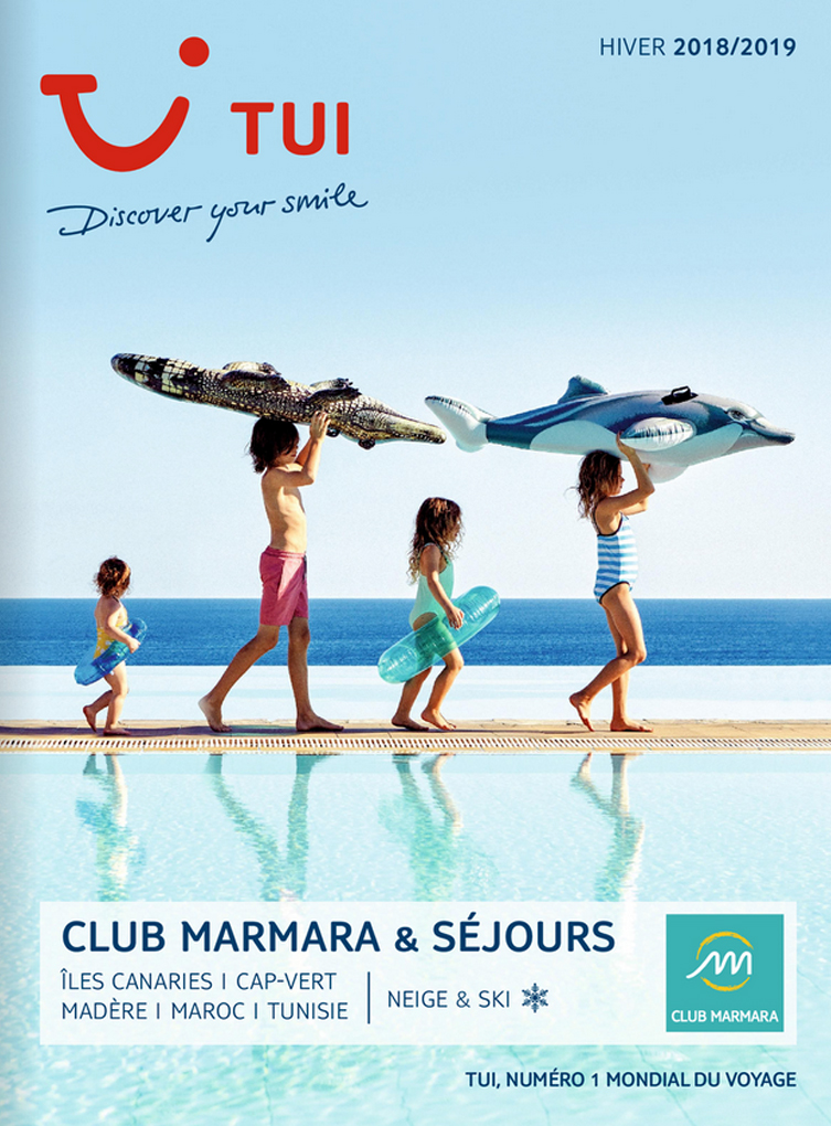 Brochure TUI Club Marmara