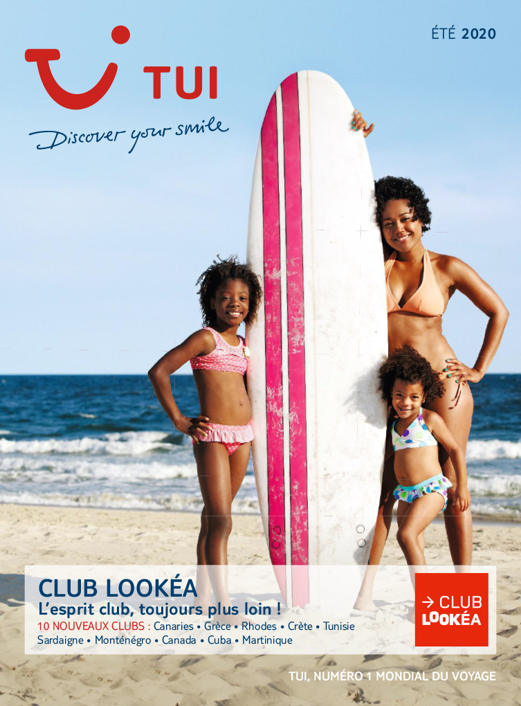 catalogue TUI Club Lookéa Eté