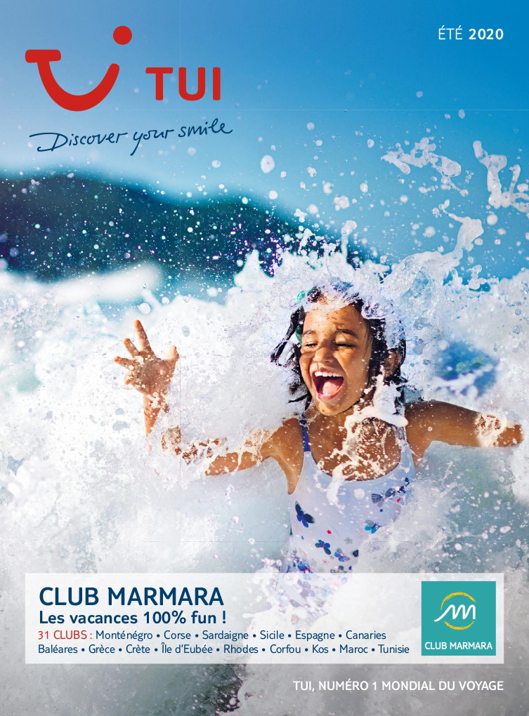 catalogue TUI Club Marmara
