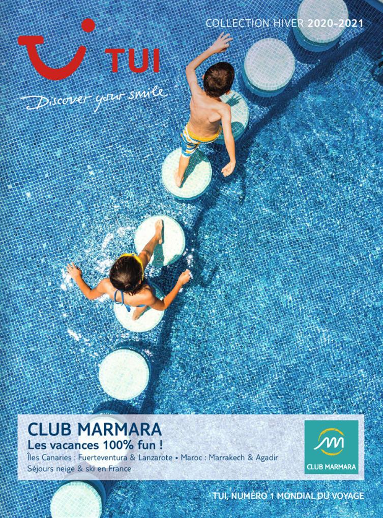 catalogue TUI Club Marmara Hiver